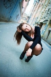Escort Selina in Latvia